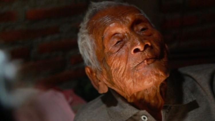 Mbah Gotho meninggal di usia 146 tahun
