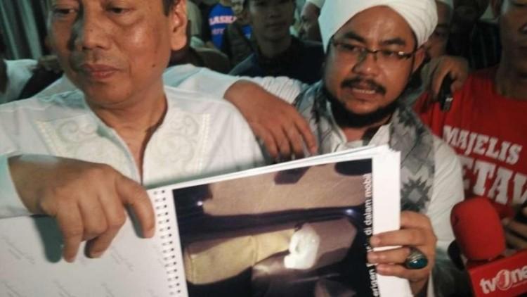 Muchsin Alatas menjelaskan kronologi mobil terbakar di Cawang