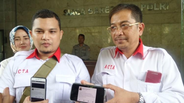 ACTA polisikan @nathansuwanto