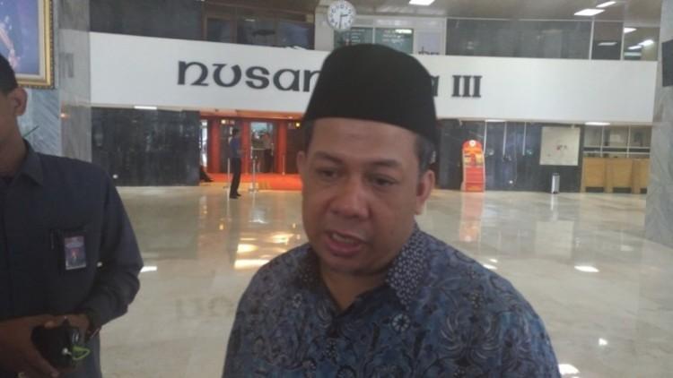 Fahri Hamzah menolak pembubaran HTI