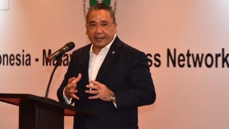 Menteri Desa Eko Sandojo Widjojo