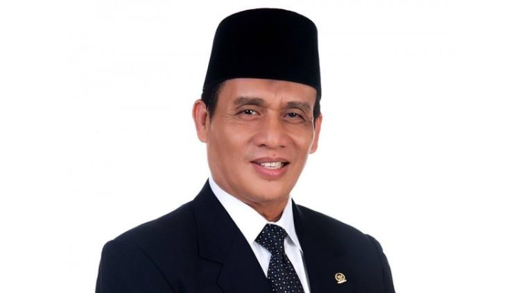Muhammad Syafi'i , anggota DPR dari Gerindra