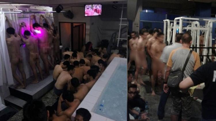 Polisi gerebek pesta gay di Kelapa Gading
