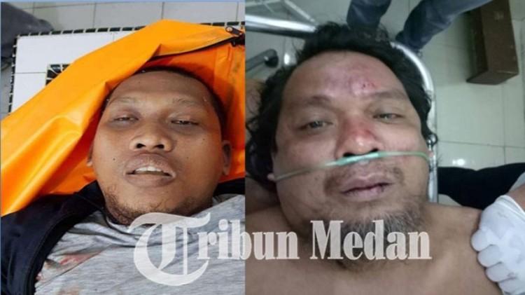 Kedua teroris pelaku penyerangan Polda Sumut