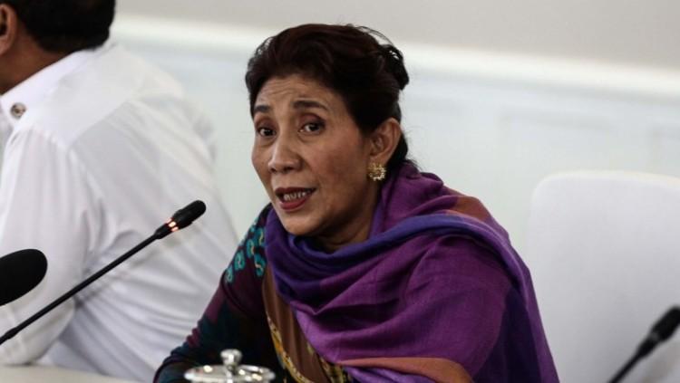 Menteri Susi Pudjiastuti marah disebut bohong