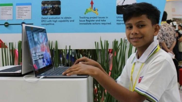 Naufal Raziq, bocah penemu listrik dari pohon kedondong