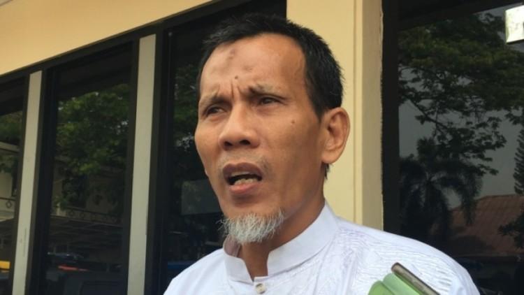 Muhammad Hidayat ditahan Polda Metro Jaya