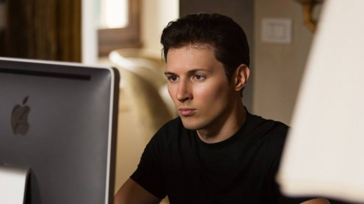 Pendiri dan CEO Telegram, Pavel Durov