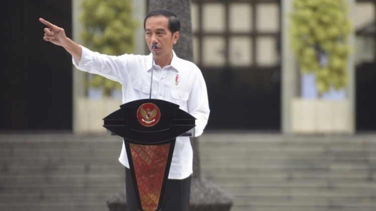 Presiden Jokowi disebut sudah kantongi tiket Pilpres 2019