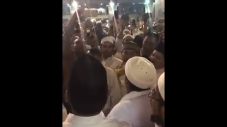 Video disebut pertemuan Rizieq-Prabowo di Saudi