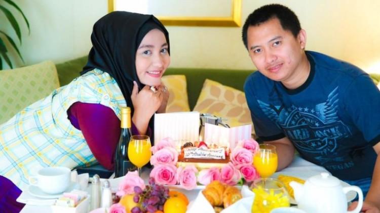 Bos First Travel Andhika Surachman dan Anniesa Hasibuan