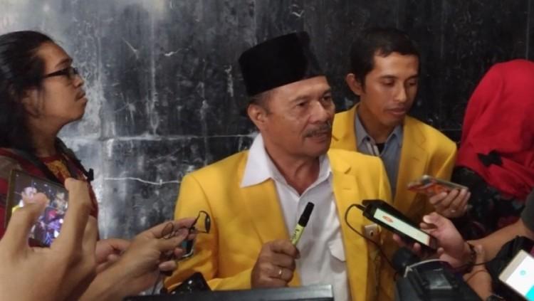 Ramli Kamidin di Gedung DPR