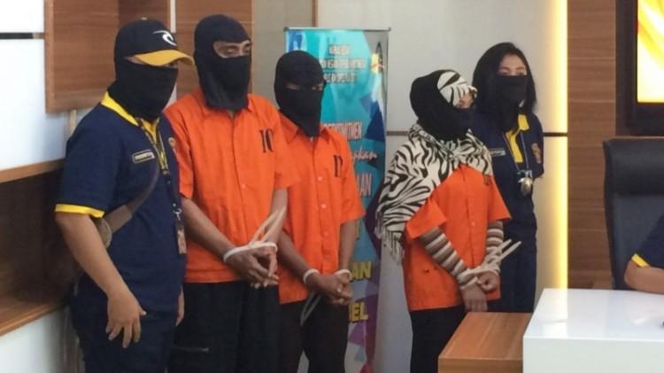 3 Anggota Saracen ditangkap