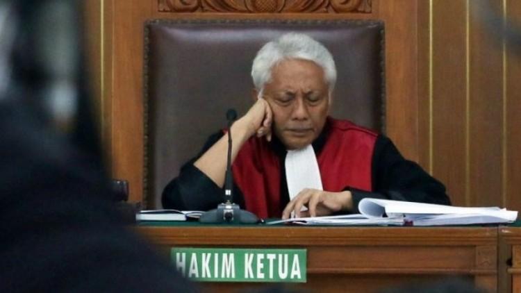 Hakim praperadilan Setya Novanto, Cepi Iskandar
