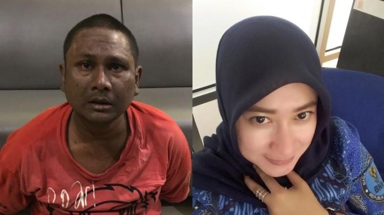 Mochamad Akbar alias Abdul Malik Aziz dan  Indria Kameswari