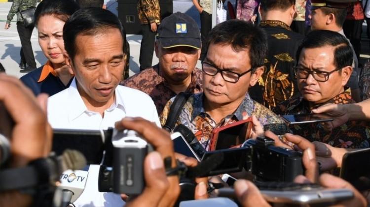 Presiden Jokowi tolak usulan pembekuan KPK