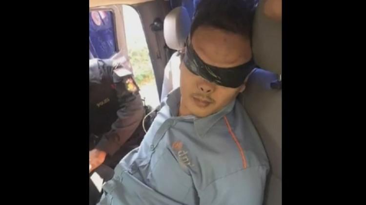 Terduga teroris yang ditangkap di Cirebon