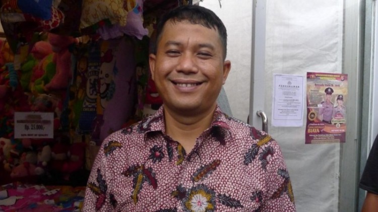 Wali Kota Cilegon Tubagus Iman Ariyadi