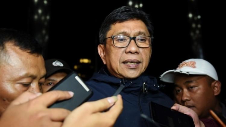 Walikota Batu Eddy Rumpoko diciduk KPK