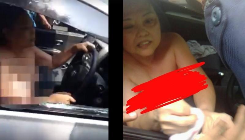 Mengenal Penyakit Bell's Palsy yang Diidap Nenek Topless Seruduk Kendaraan di Mangga Dua