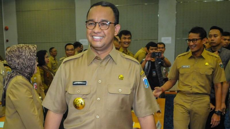 Anies Sindir Jokowi, Ahok, Djarot Tak Pernah Ikut Acara 'Piknik' PNS DKI