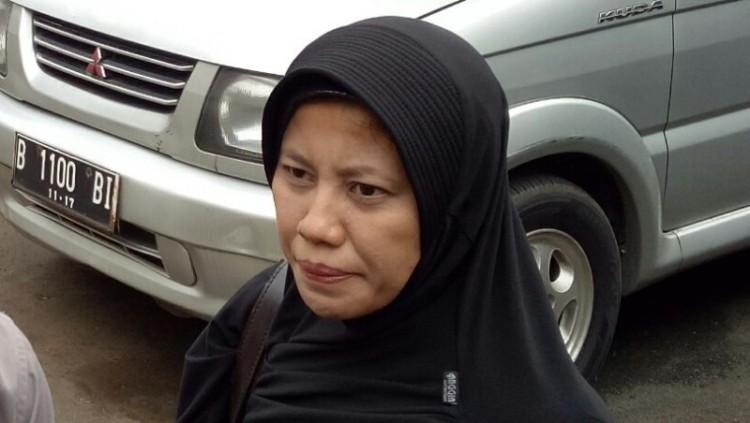 Hendra Yulianti, istri Jonru
