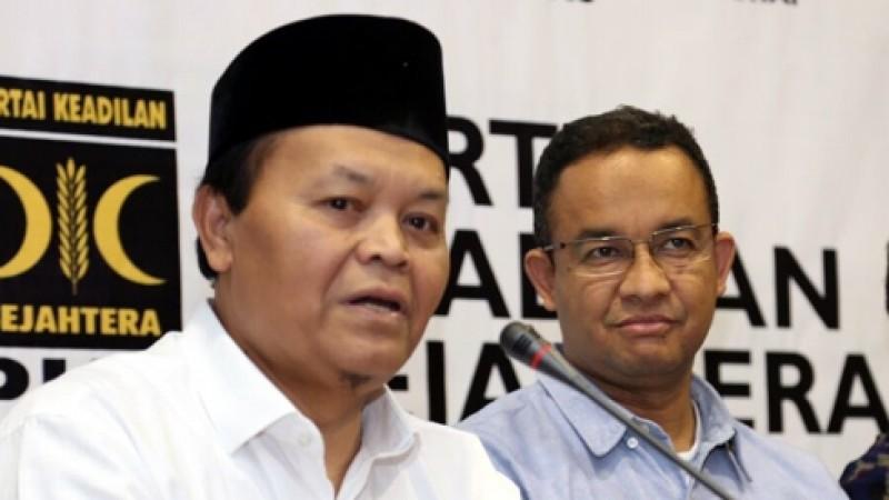 Demi Bela Anies, Hidayat Fitnah Jokowi Pernah Berpidato Soal Pribumi