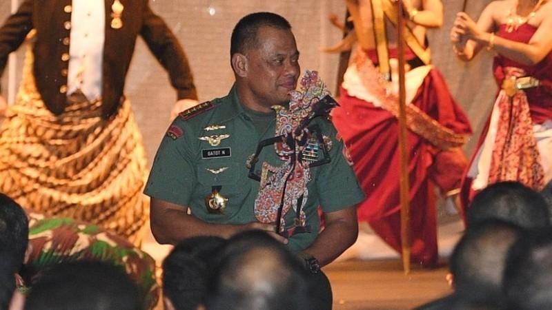 Panglima TNI Ditolak Gara-gara Masalah Internal Pemerintah AS?