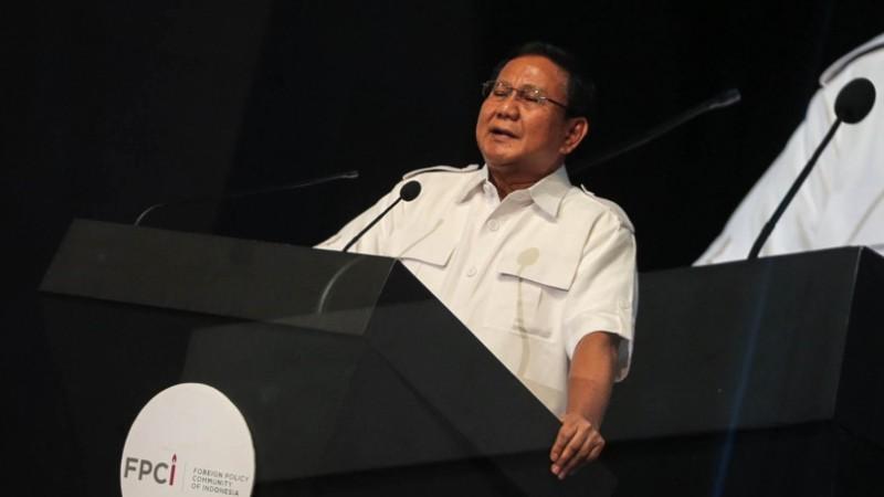 Prabowo: Kondisi Bangsa Kita Sedang Lemah. Banyak Anak Kurang Gizi