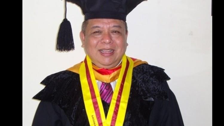 Tampang Dr Anwari, penganiaya petugas parkir Sencit