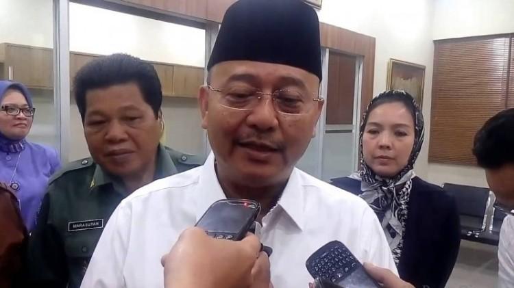 Wali Kota Medan Dzulmi Eldin