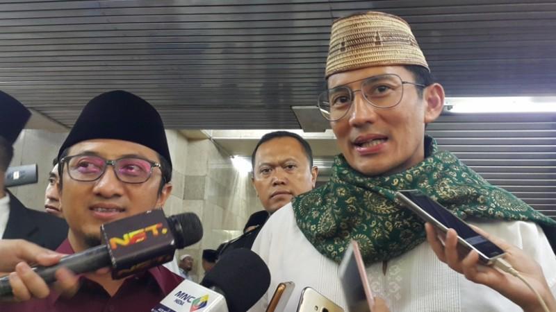 Sandiaga: Pembangunan di Jakarta Harus Melibatkan Tentara Langit