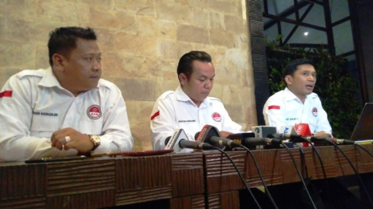 Aliansi Advokat Nasionalis membela pengacara Setya Novanto