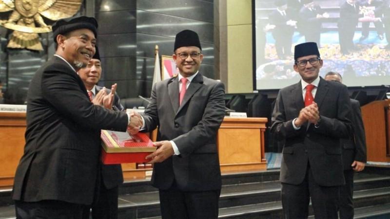 Anies Jelaskan Payung Hukum & Skema Penyediaan Rumah DP Rp 0