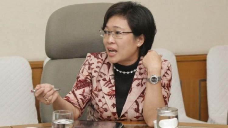 Dirut PD Dharma Jaya Marina Ratna Dwi Kusumajati