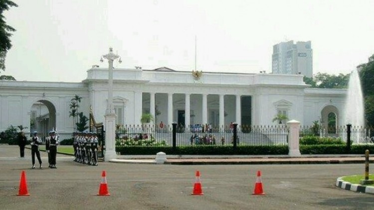 Foto Istana Merdeka
