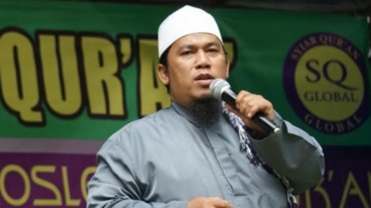 Ketua Panitia Kongres Alumni 212, Bernard Abdul Jabbar Nababan