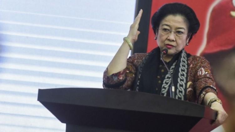 Megawati Soekarnoputri yang dilaporkan ulama Madura