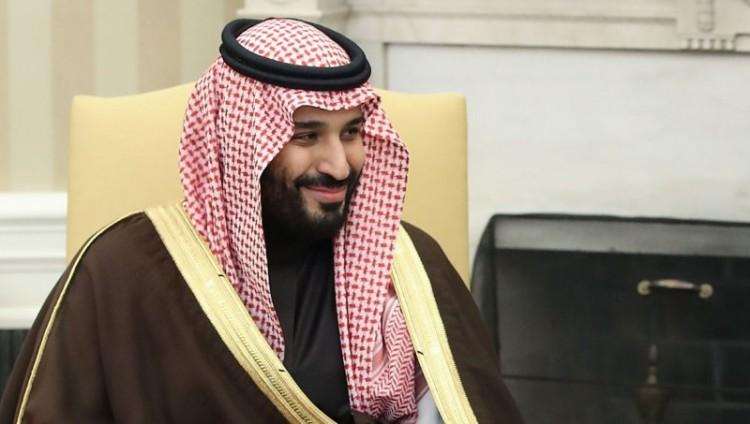 Mohammed bin Salman, putra mahkota Saudi