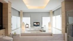 Penampakan kamar mandi di rumah Novanto