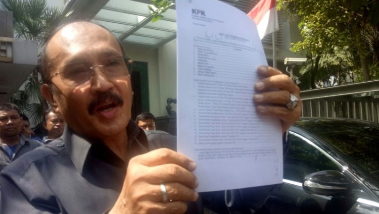 Pengacara Setya Novanto, Fredrich Yunadi