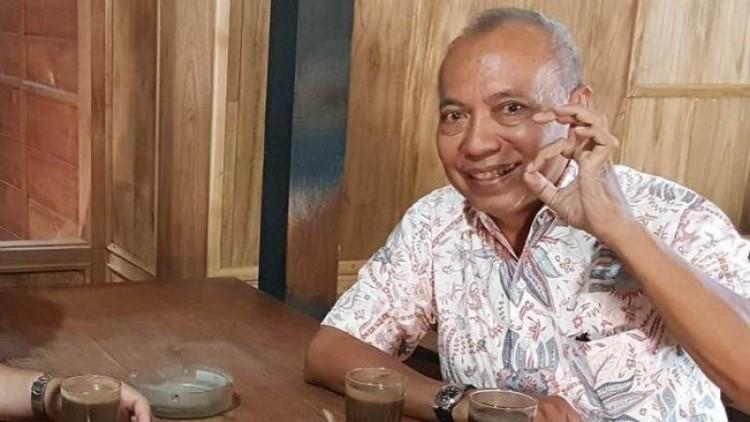 Presenter kuliner terkenal, Bondan Haryo Winarno