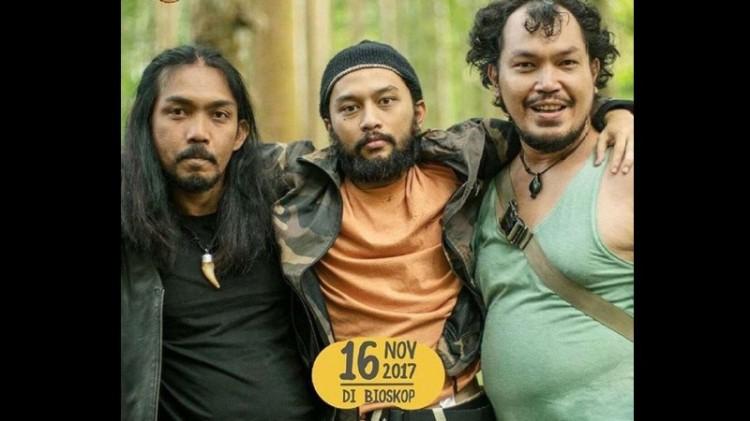 Trio Licik dalam Film Naura & Genk Juara