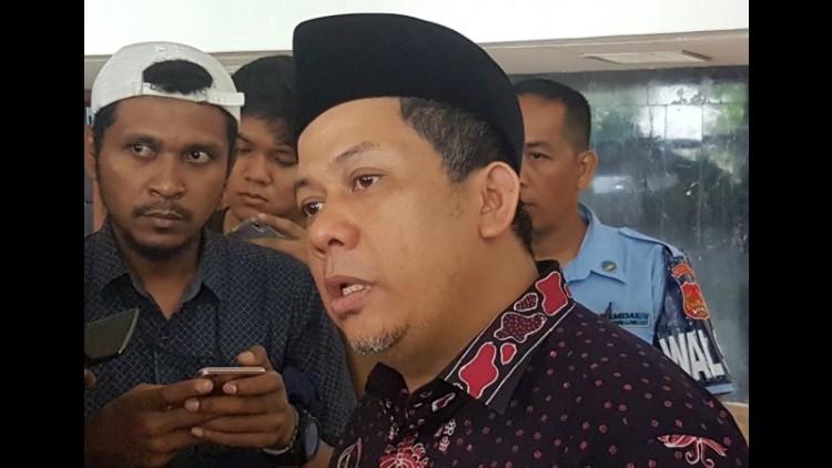 Wakil Ketua DPR Fahri Hamzah
