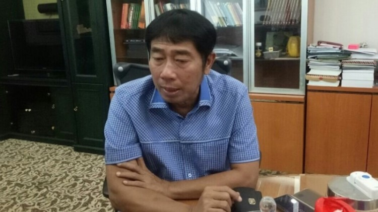 Wakil Ketua DPRD DKI Jakarta Abraham  Lulung Lunggana