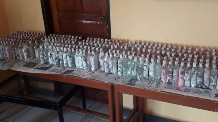 797 vodka ditemukan di Hercules milik TNI AU