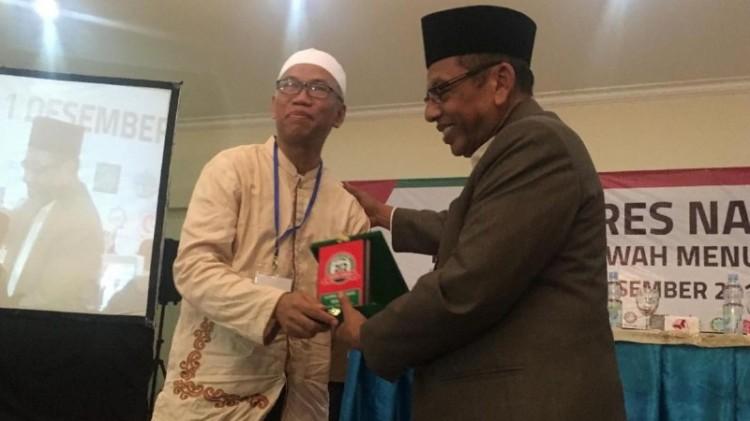 Buni Yani mendapat Alumni 212 Award