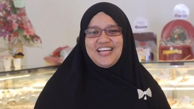 drg Fika Kurniawaty, owner Chocolicious Makassar
