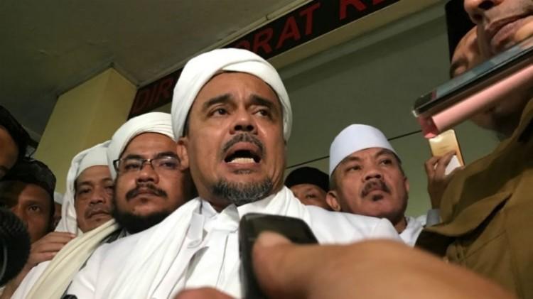 Imam Besar FPI, Habib Rizieq Shihab