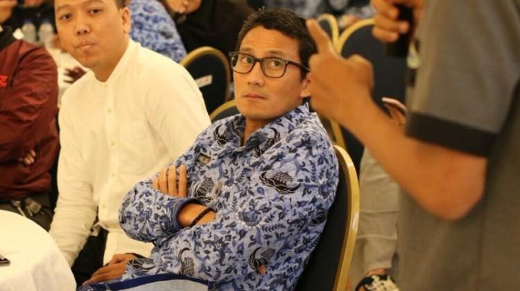Sandiaga Uno mengaku didesak BPK soal lahan di Cengkareng
